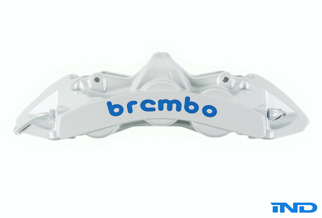 Brembo e9x m3 gt big brake kit 380x34mm 2 piece front - iND Distribution