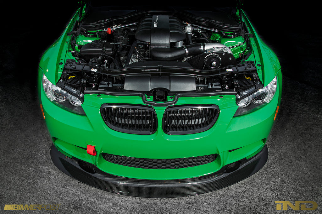 BMW OEM E9X M3 Edition Grille Package 8