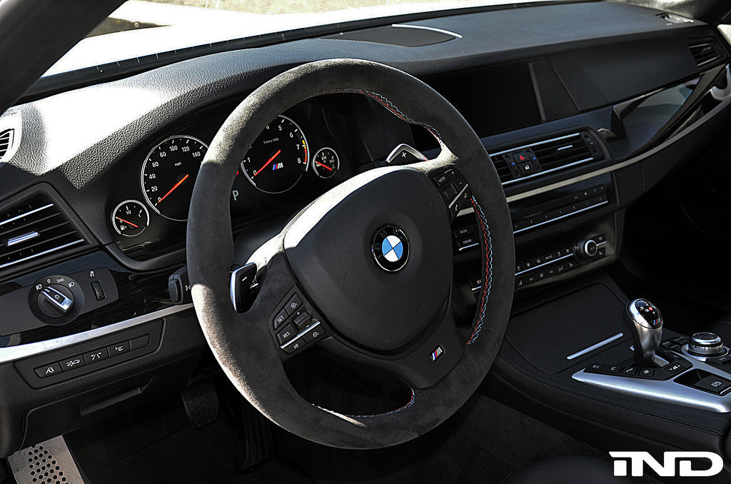BMW Performance Edition Steering Wheel 2
