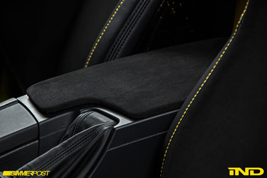 BMW Performance e92 m3 gts center console - iND Distribution