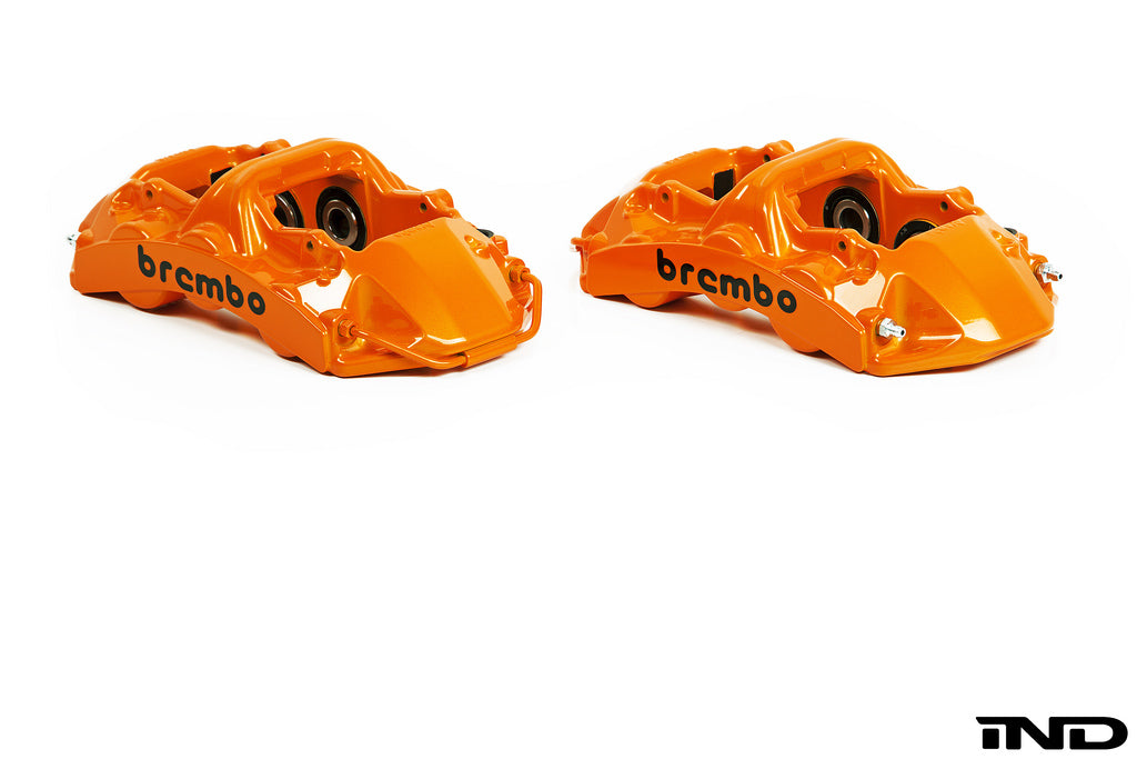 Brembo F30 GT Big Brake Kit - 380mm 6