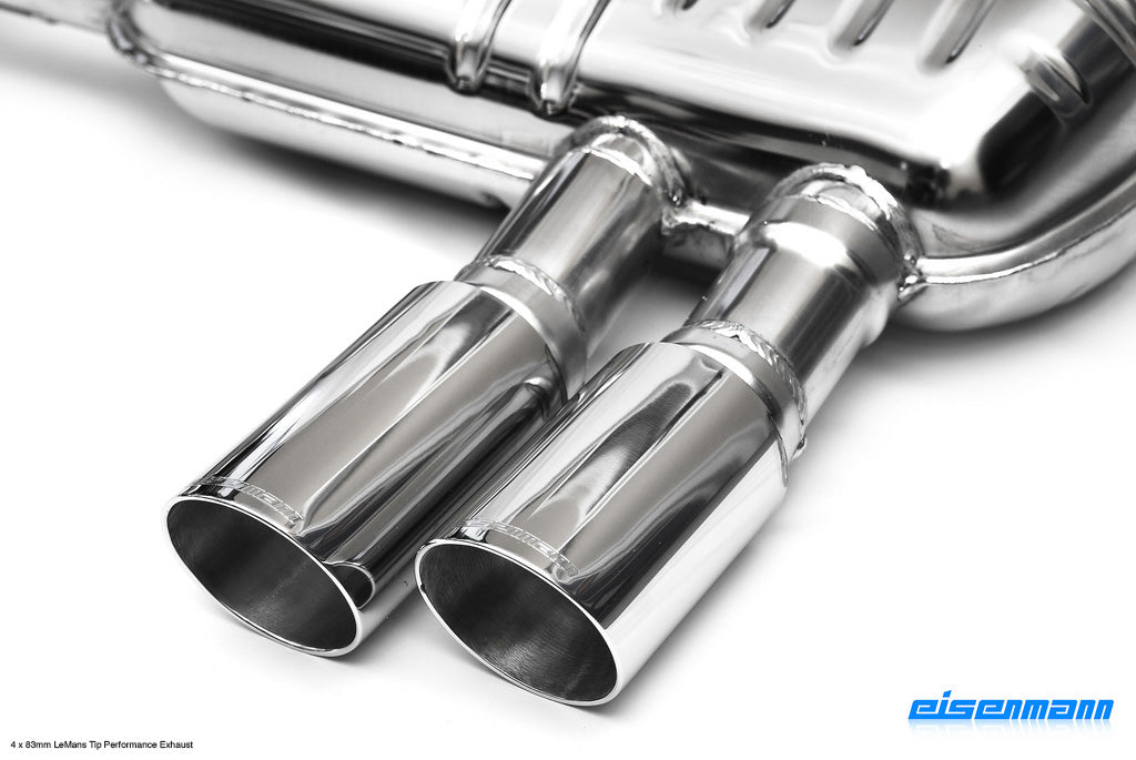 Eisenmann E71 X6M Performance Exhaust 8