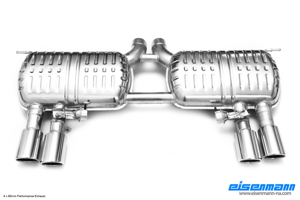 Eisenmann e71 x6m performance exhaust - iND Distribution