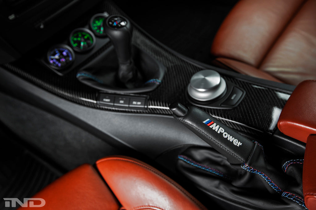 BMW Performance mpower competition e brake cover - iND Distribution