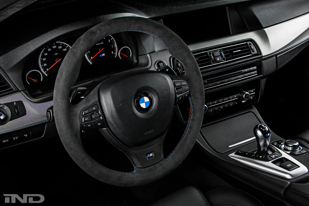 BMW Performance Edition Steering Wheel 4