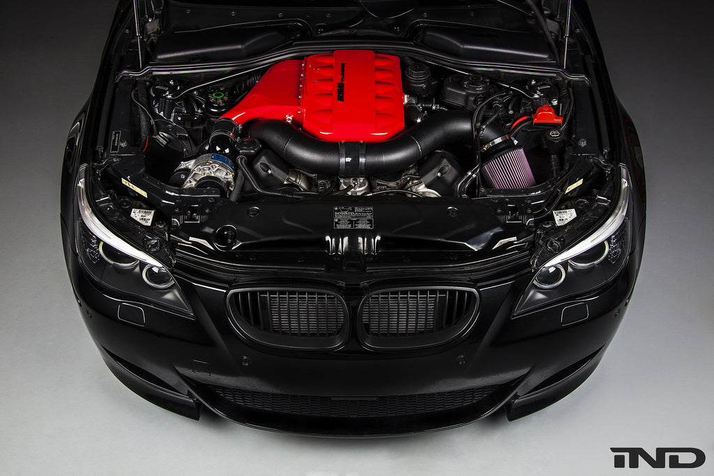 ESS e6x m5 m6 vt2 660 supercharger system - iND Distribution
