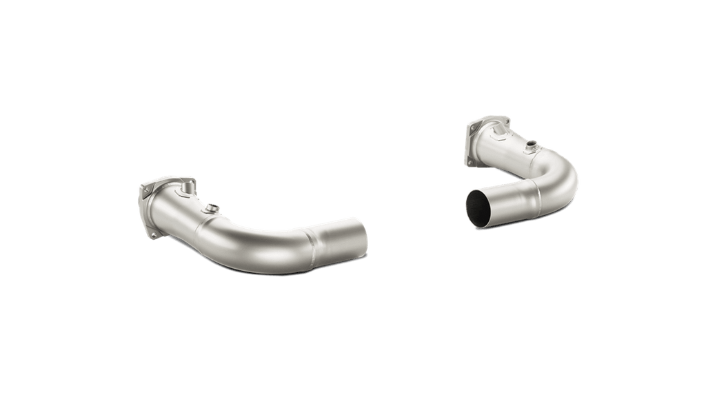 Akrapovic 991 / 911 Turbo / S Slip-On Performance Exhaust