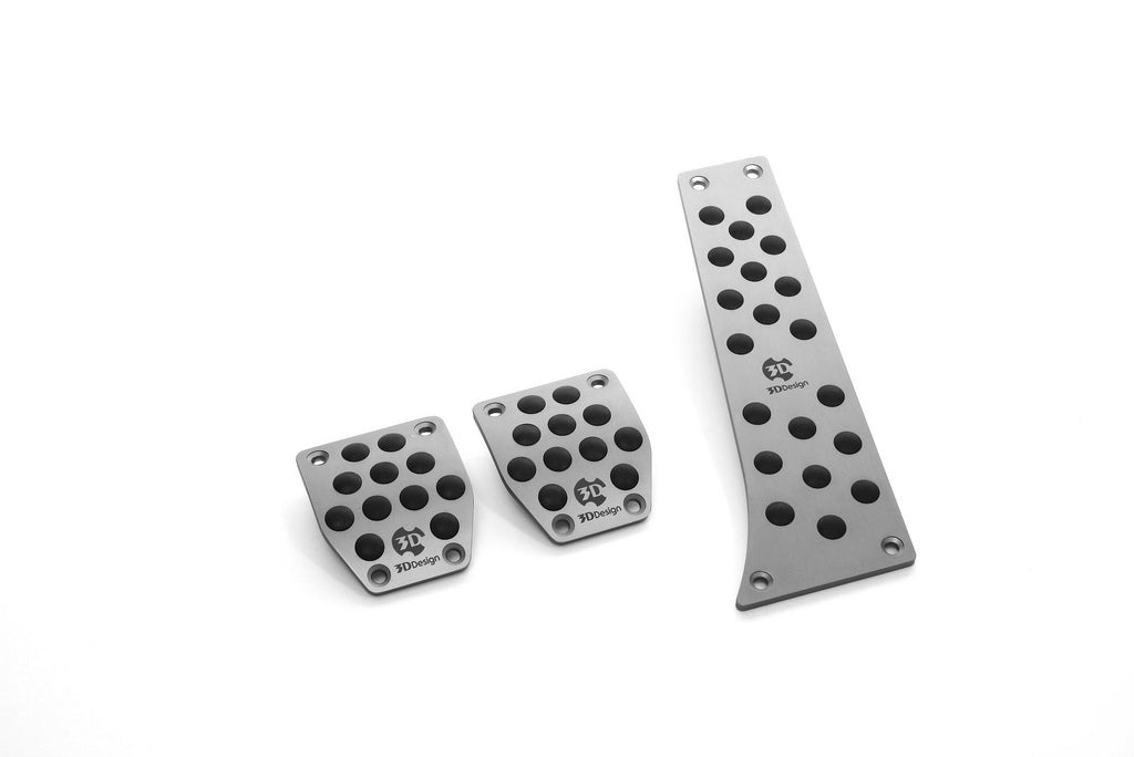 3D Design Aluminum Pedal Set 1
