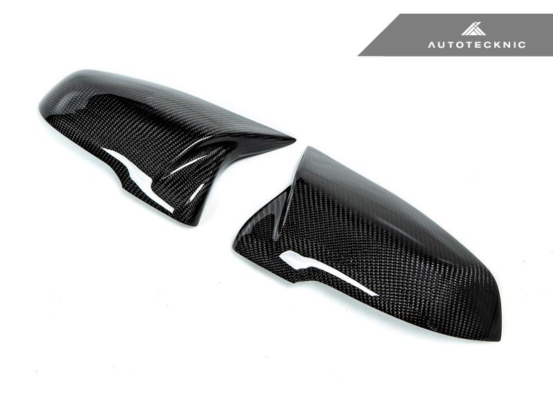 AutoTecknic m inspired carbon mirror cover set - iND Distribution