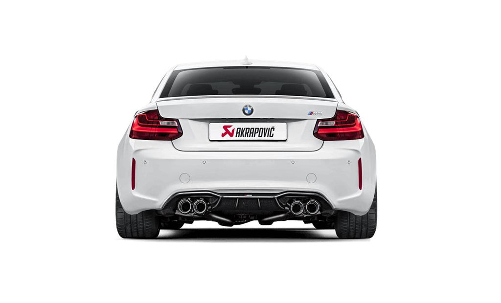 Akrapovic F87 M2 Evolution Performance Exhaust