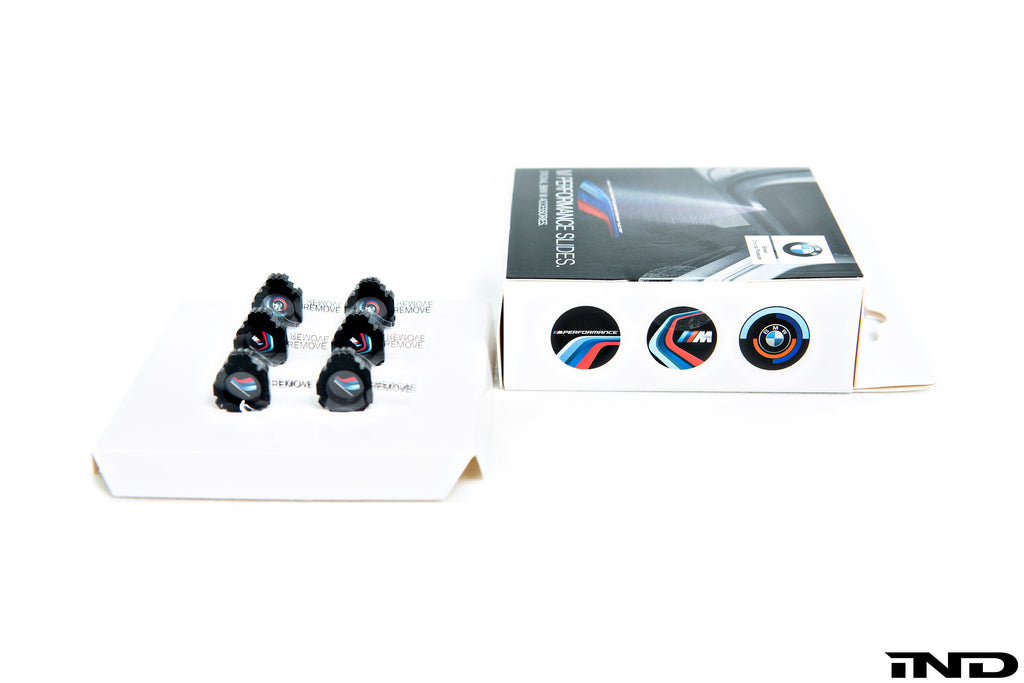 BMW LED Door Projector Light Kit - 68mm