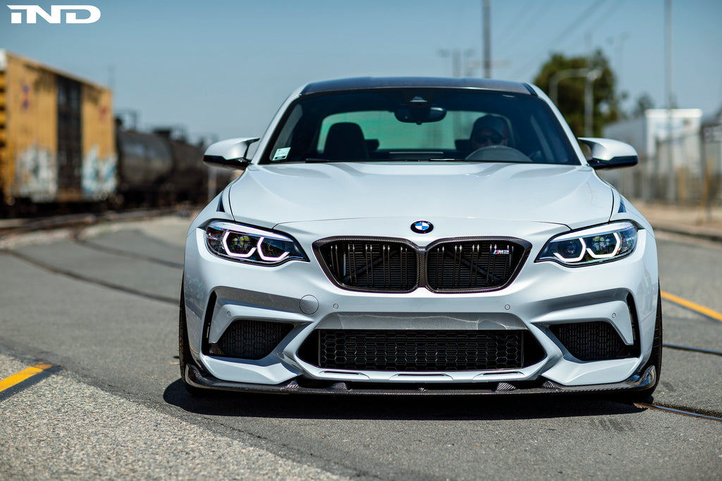 BMW m Performance f87 m2 carbon hood - iND Distribution