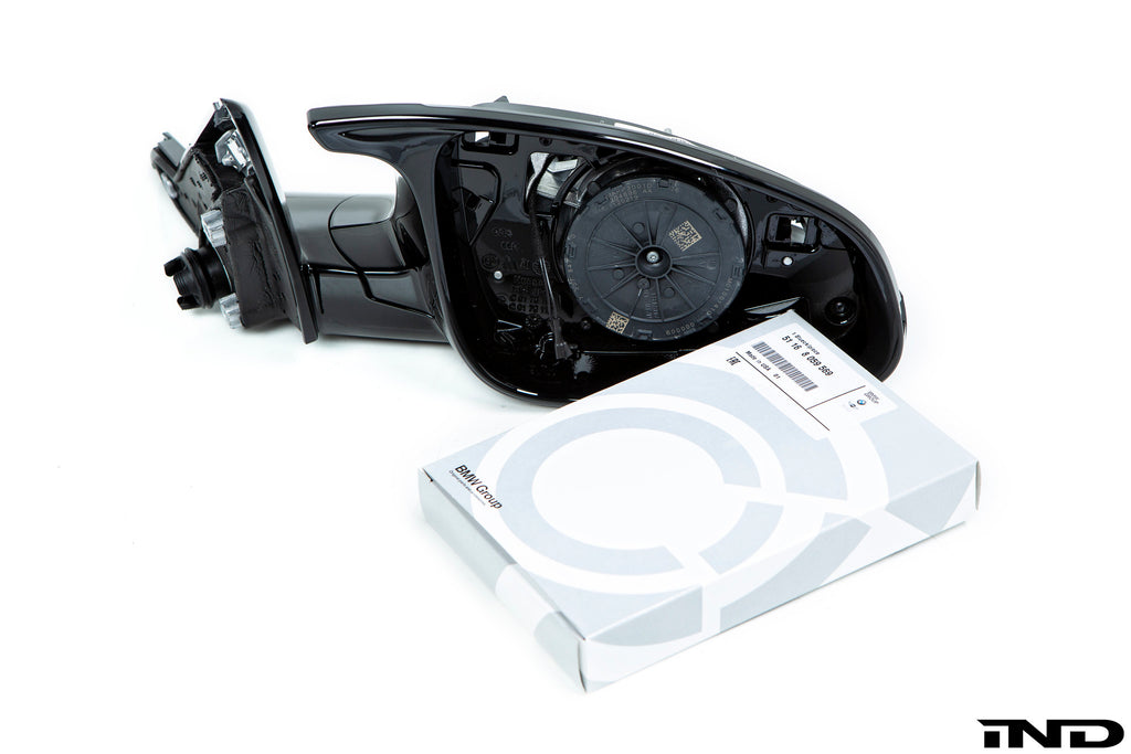 BMW f87 m2 retrofit mirror set - iND Distribution