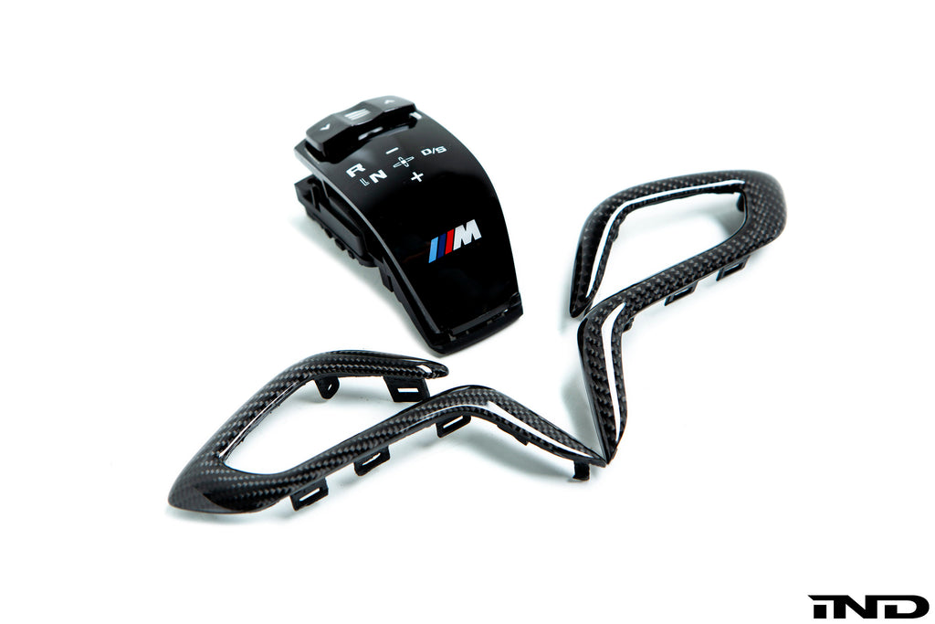 BMW m Performance f90 m5 carbon gear selector cover - iND Distribution
