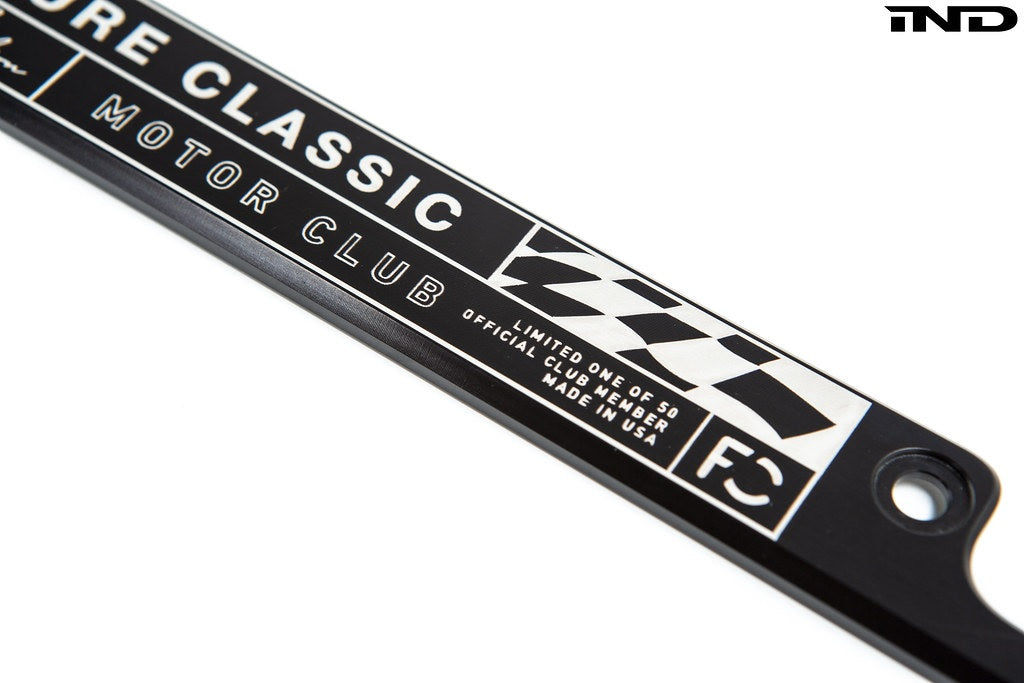 Future Classic - Motor Club Plate Frame + Hardware Kit (Limited Edition)
