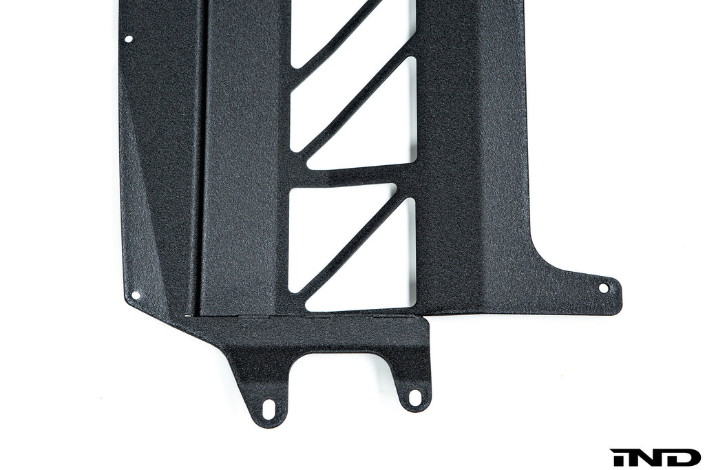 Fall Line Motorsports f8x m3 m4 oil cooler guard - iND Distribution