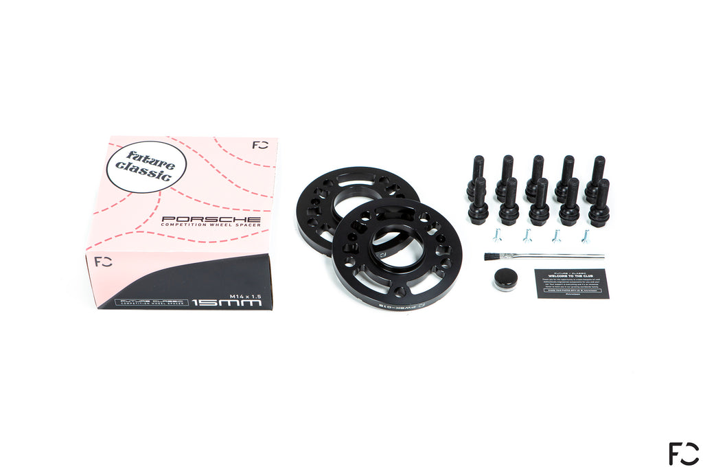 Future Classic porsche wheel spacer kit 7mm - iND Distribution