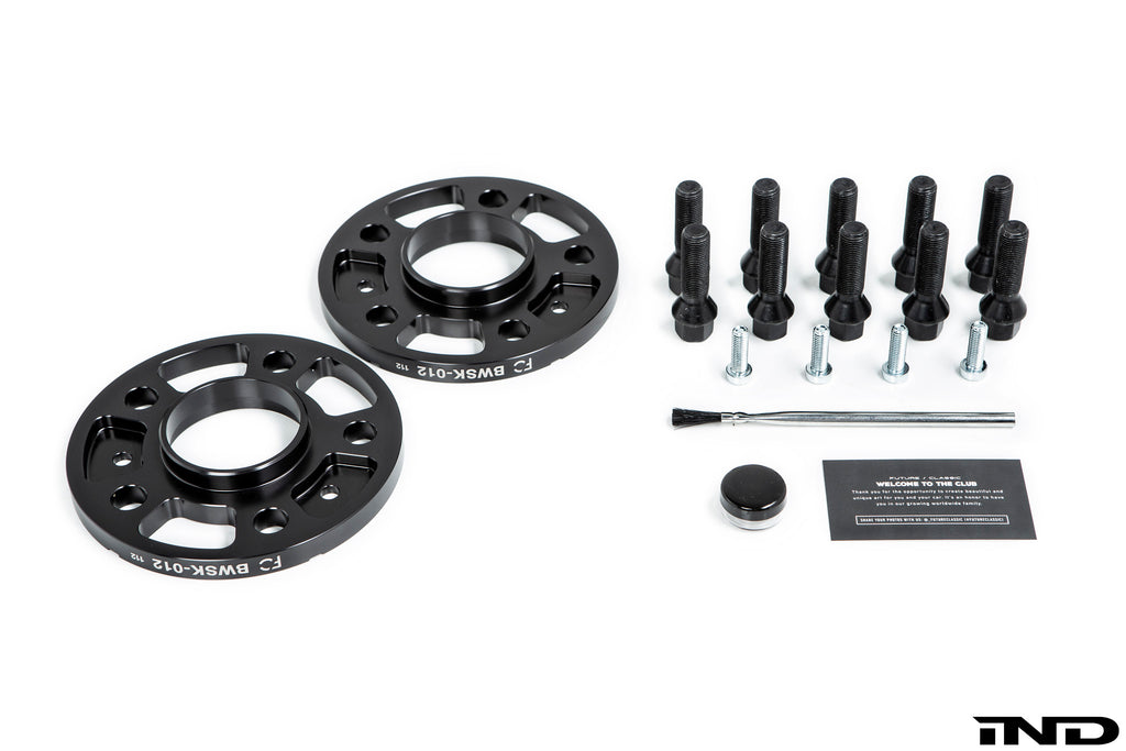 Future Classic bmw 5x112 wheel spacer kit - iND Distribution