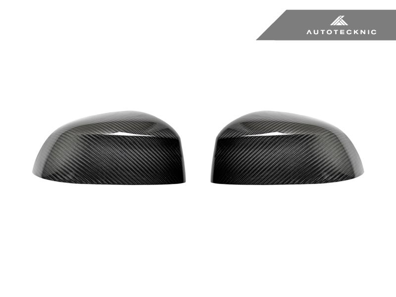 Autotecknic G0X X5 / X6 / X7  Replacement Dry Carbon Mirror Cover Set