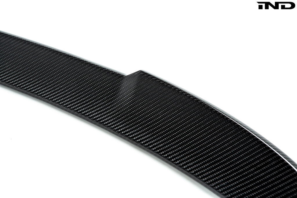BMW F87 M2 CS Carbon Trunk Spoiler