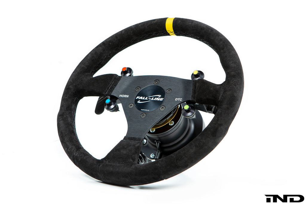 KMP drivetrain e9x m3 dct racing wheel - iND Distribution
