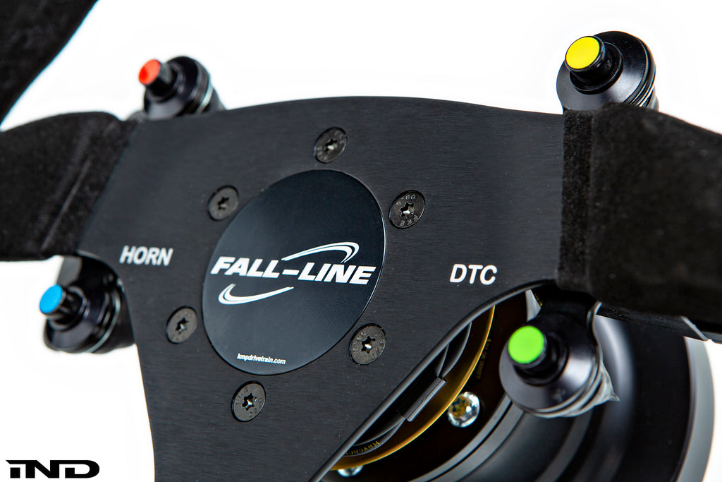KMP Drivetrain - E9X M3 DCT Racing Wheel