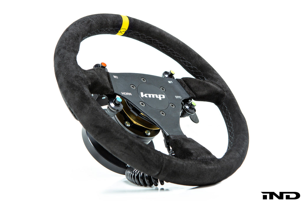 KMP drivetrain f8x m2c m3 m4 dct racing wheel - iND Distribution