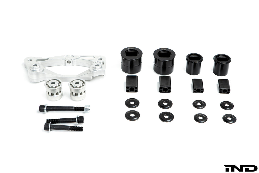KMP f8x m3 m4 rear differential bracket bushing set - iND Distribution