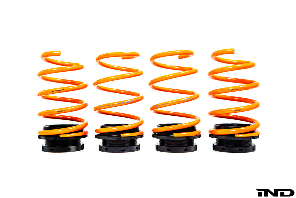 MSS g02 x4 height adjustable spring kit - iND Distribution
