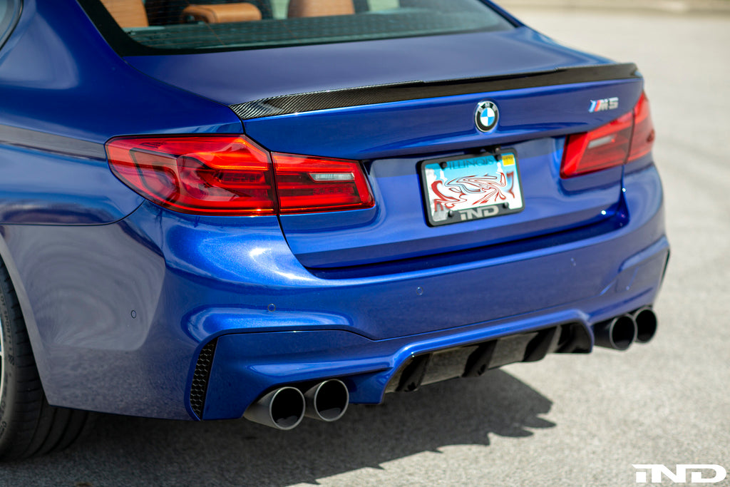 RKP f90 m5 carbon aero program - iND Distribution