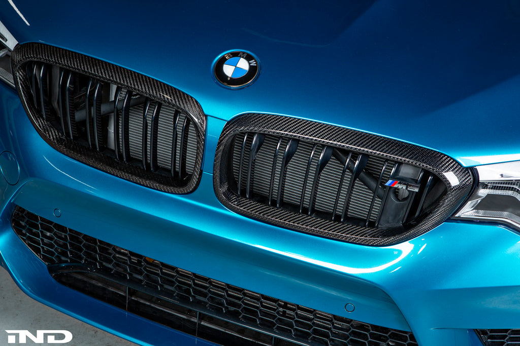 RKP f90 m5 carbon cosmetic package - iND Distribution
