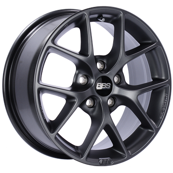 Satin Grey - BBS BMW SR Wheel Set - iND Distributor