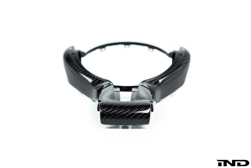 Autotecknic Carbon Outer Steering Wheel Trim  3