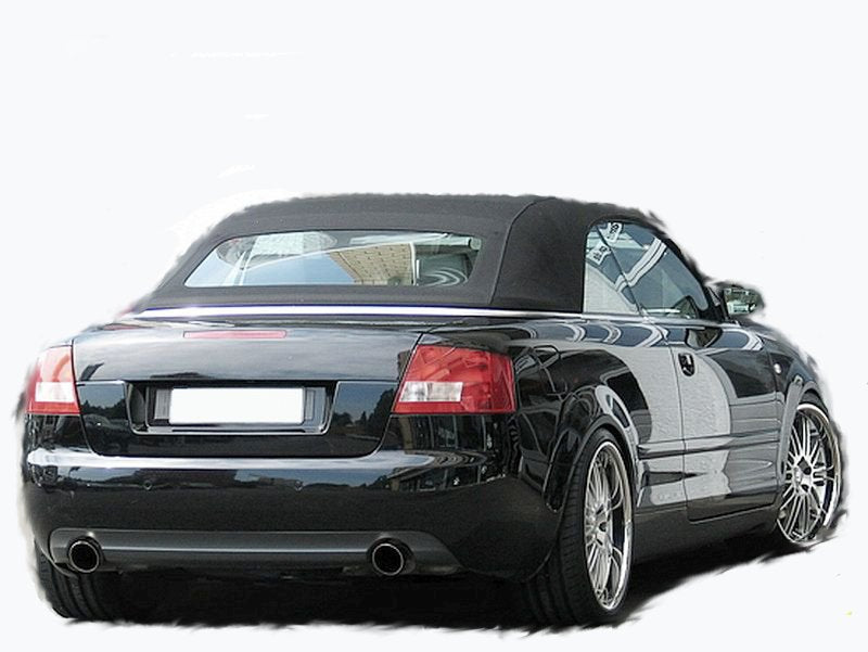 Eisenmann b6 a4 cabrio performance exhaust - iND Distribution