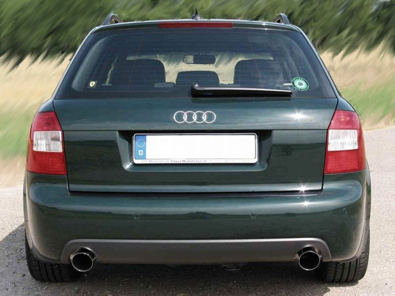 Eisenmann B6 A4 Sedan / Avant Performance Exhaust 1
