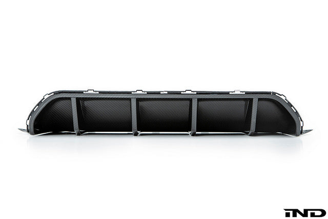 AutoTecknic F90 M5 Dry Carbon Competition Rear Diffuser  8