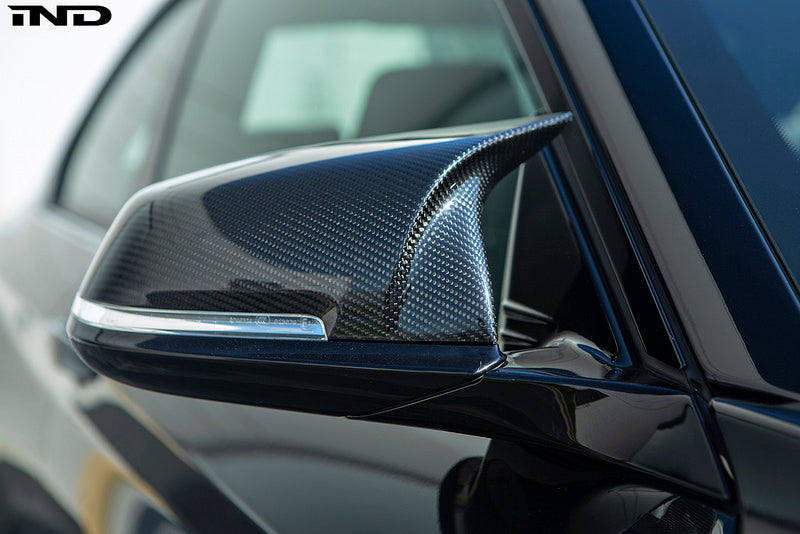 Autotecknic M Inspired DRY Carbon Mirror Cover Set 14