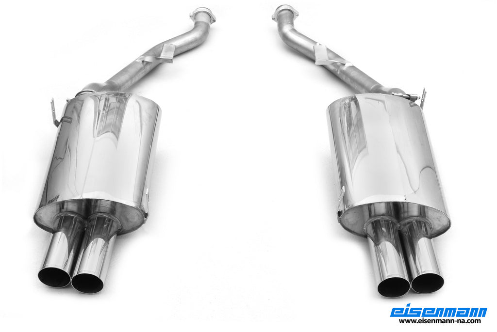 Eisenmann e36 e37 z3m performance exhaust - iND Distribution
