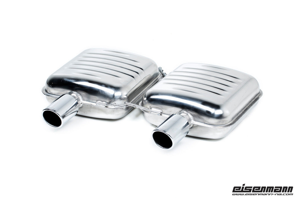 Eisenmann F11 5 Series Performance Exhaust 7