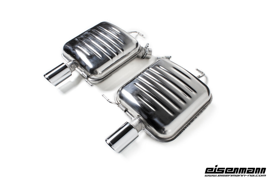 Eisenmann F11 5 Series Performance Exhaust 1