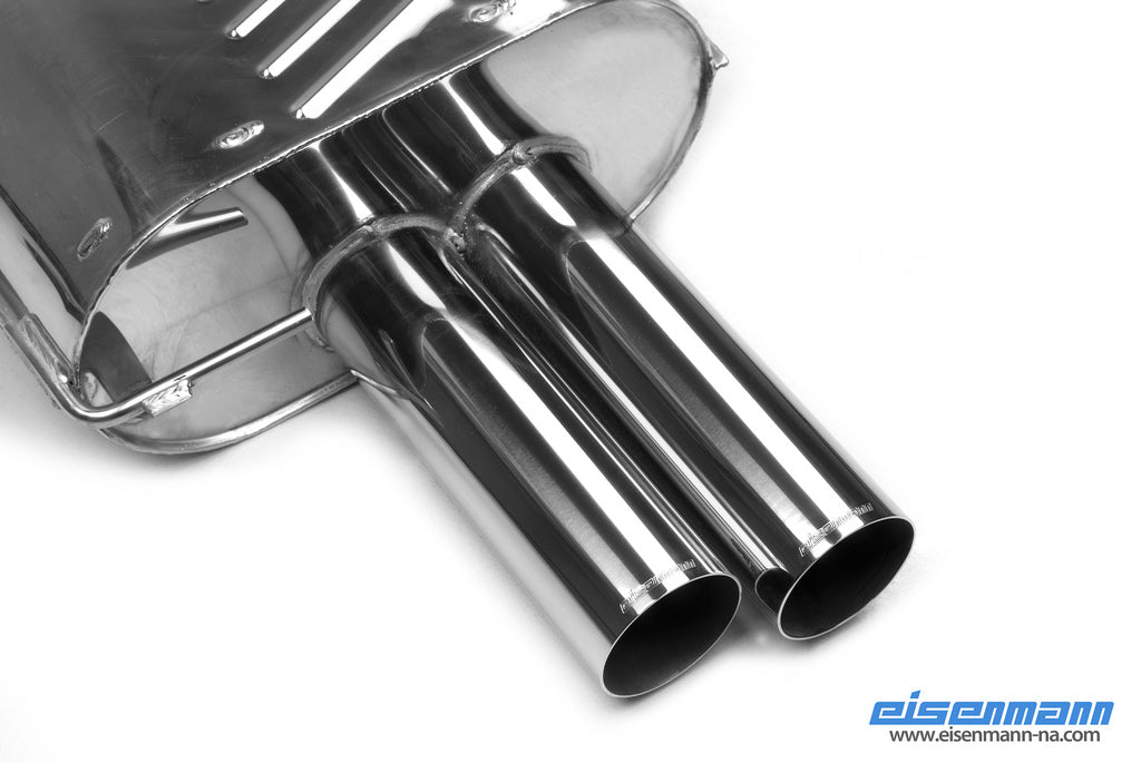 Eisenmann e60 e61 5 series performance exhaust - iND Distribution
