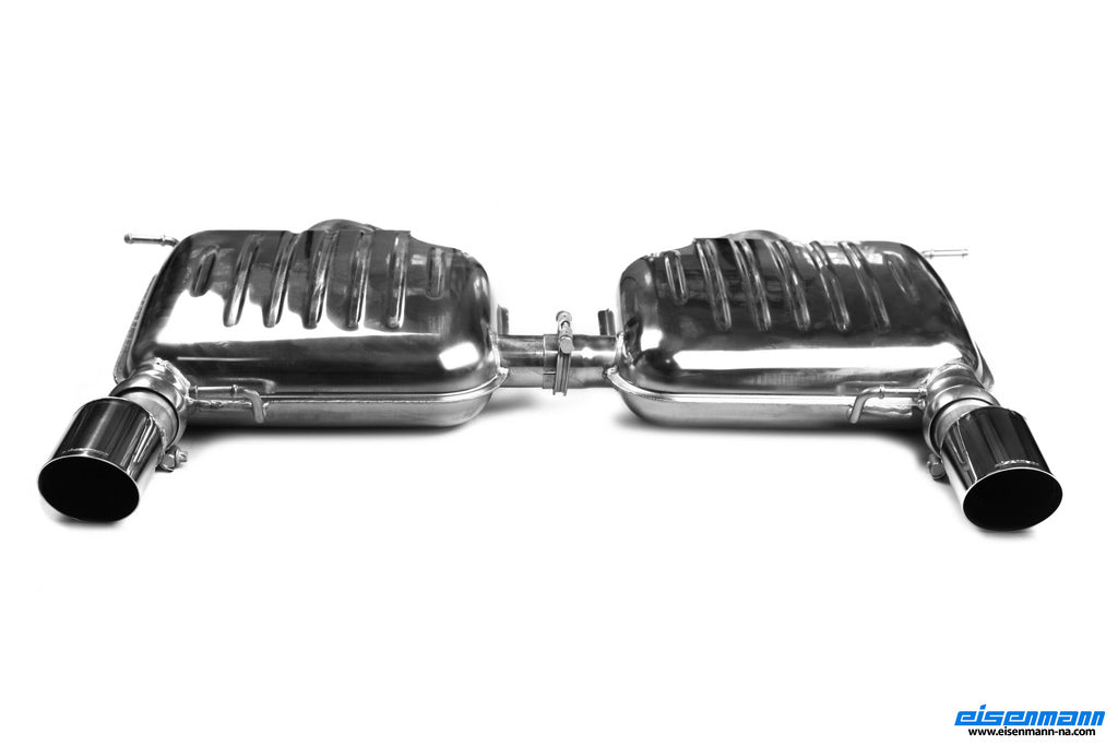 Eisenmann e90 e91 335i performance exhaust - iND Distribution
