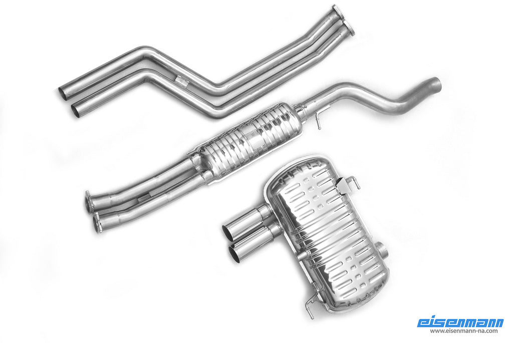 Eisenmann E92 / E93 330 Performance Exhaust 2