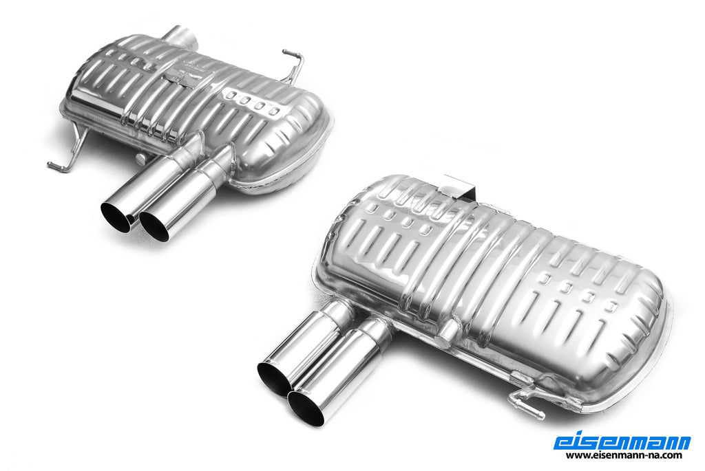 Eisenmann E92 / E93 330 Performance Exhaust 9