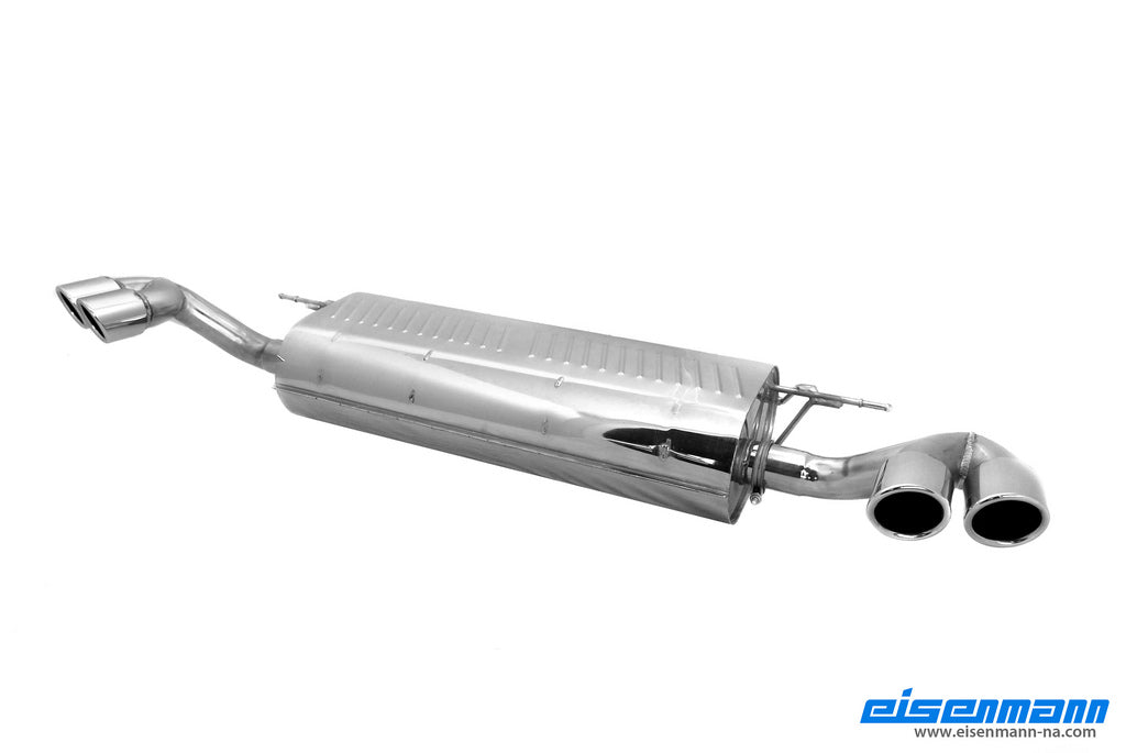 Eisenmann E70 X5 3.0Sd Performance Exhaust 6