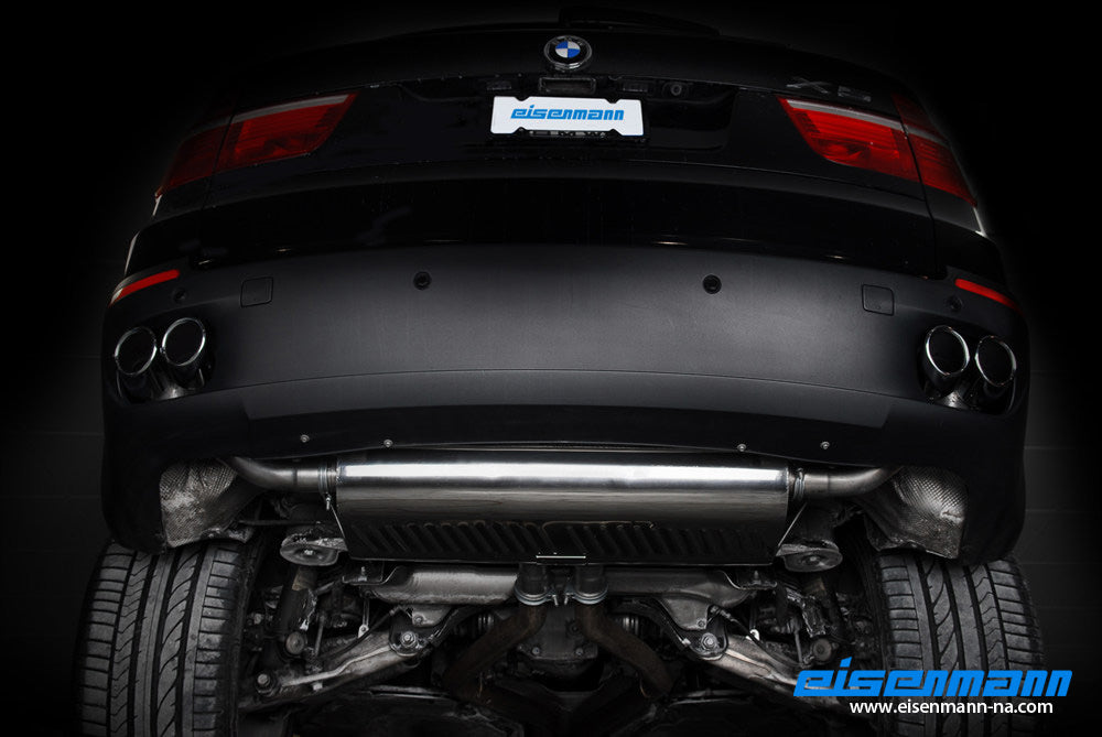 Eisenmann E70 X5 3.0Sd Performance Exhaust 4