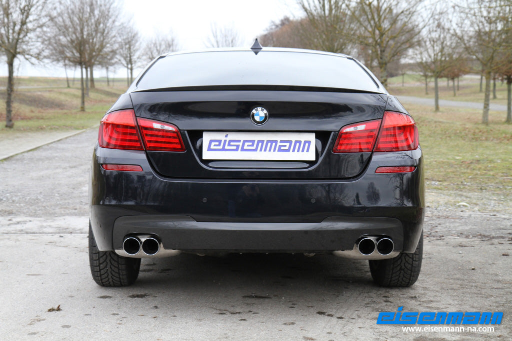 Eisenmann f10 5 series performance exhaust - iND Distribution