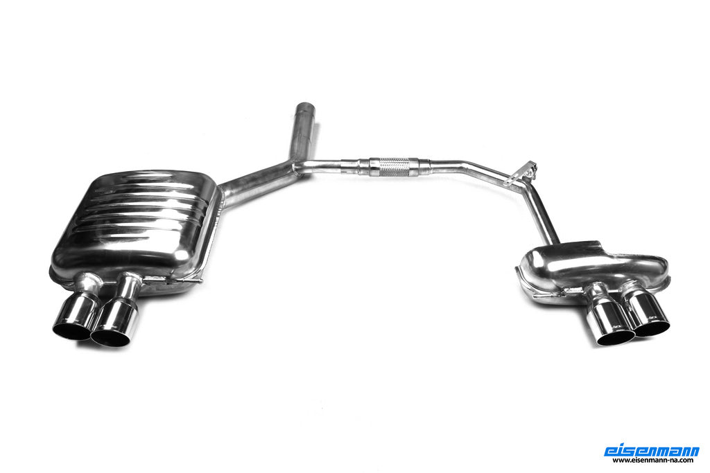 Eisenmann f07 f10 5 series performance exhaust - iND Distribution