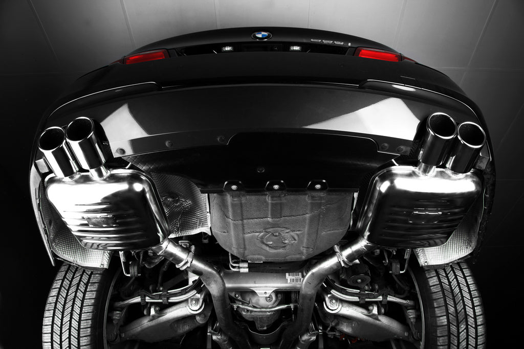 Eisenmann f10 550i 550xi performance exhaust - iND Distribution