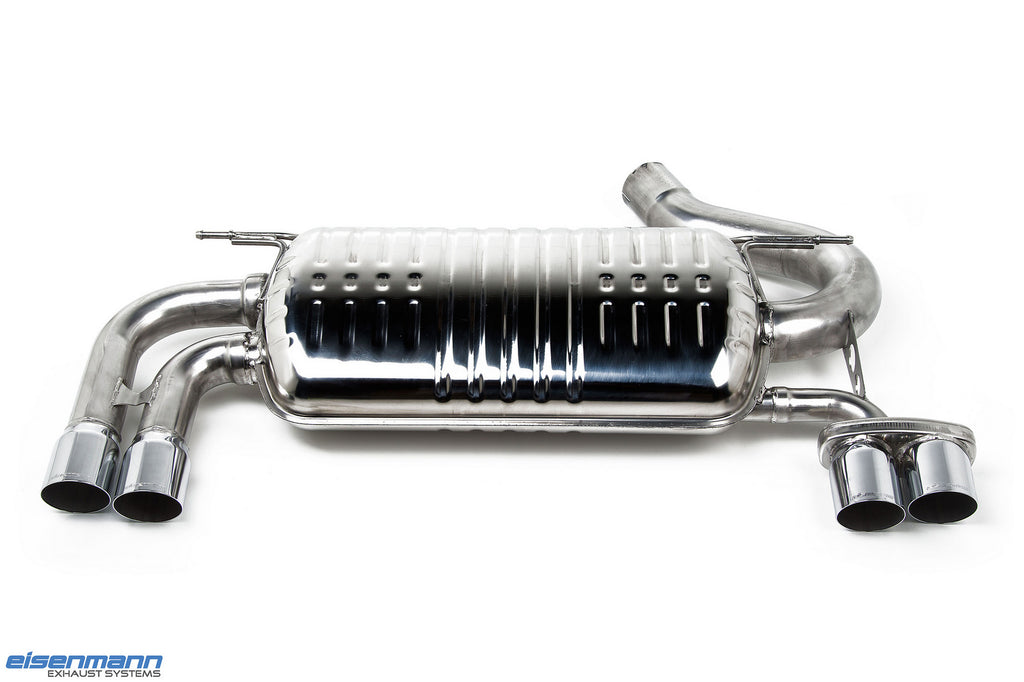 Eisenmann f34 320i performance exhaust - iND Distribution
